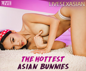 Only the hottest Asian bunnies!