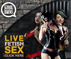 Live Fetish sex!